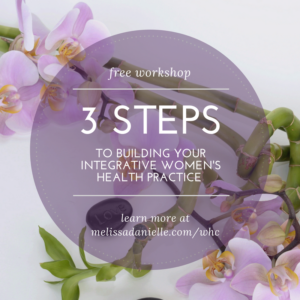 3 Steps to Building Your Integrative Women's Health Practice