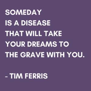 Recover from Someday