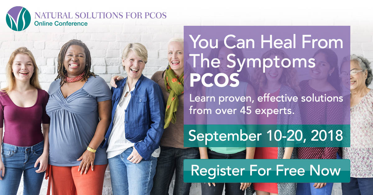 Natural Solutions for PCOS Conference